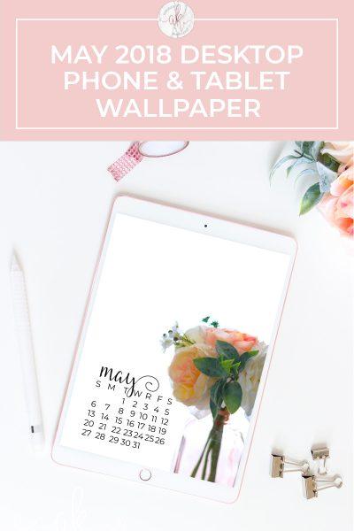 Free May 2018 Desktop Wallpaper