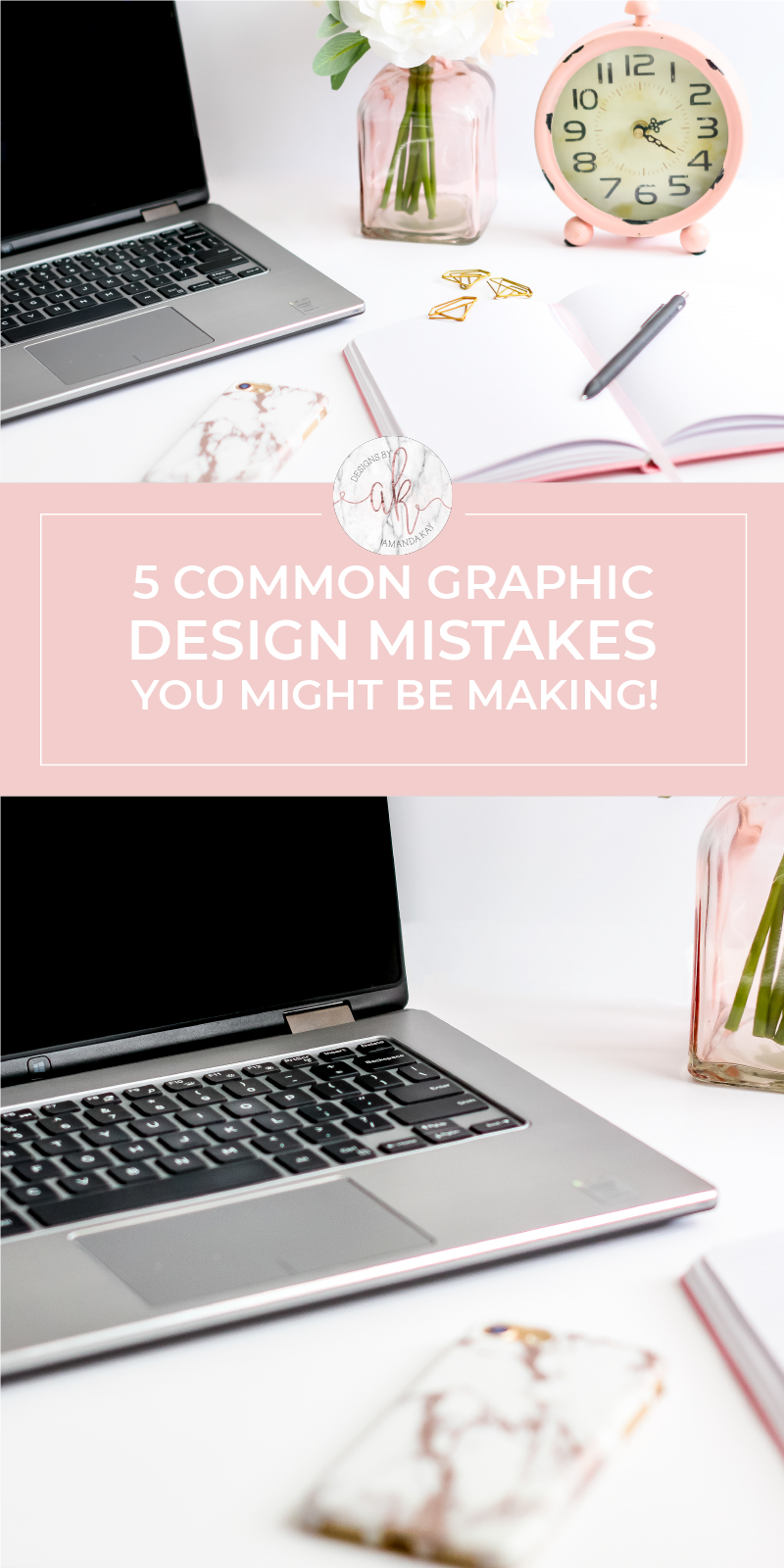 5 Common Graphic Design Mistakes