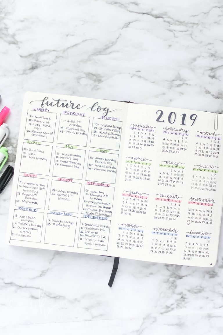 Why I Switched to a Bullet Journal vs. Happy Planner