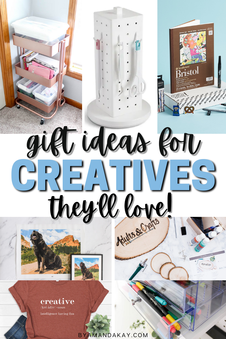 Gift Ideas for the Creative