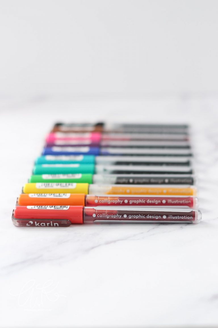 The Best Brush Pens for Beginners